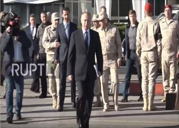 نظام الأسد في مرآة السودان والجزائر