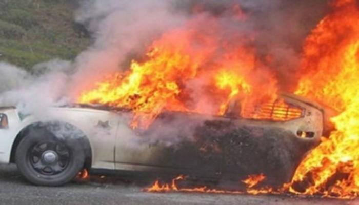 تفاصيل جديدة عن واقعة حرق سيارة سيدة سعودية بالطائف