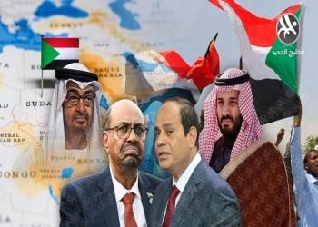 دول التدخل العربي
