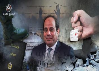 """مصر السيسي: """"اللي يحب الريس يؤيده"""""""