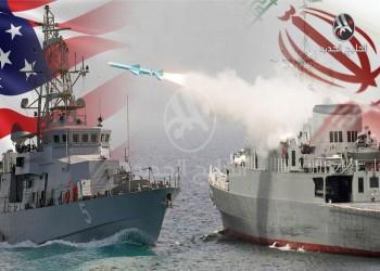 ربان كويتي وسط المواجهة العسكرية الأمريكية الإيرانية