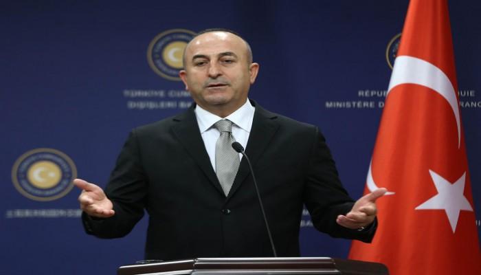 جاويش أوغلو: التنقيب شرق المتوسط يتم ضمن الجرف القاري لتركيا