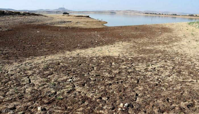 العرب تحت خط الفقر المائي في 2020