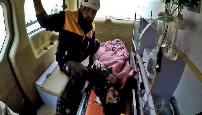 سوريون ينعون الصبي مؤذن معرة النعمان في مجزرة جديدة للأطفال