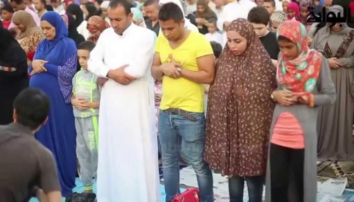 الإفتاء المصرية: صفوف صلاة العيد المختلطة تعد على الشرع
