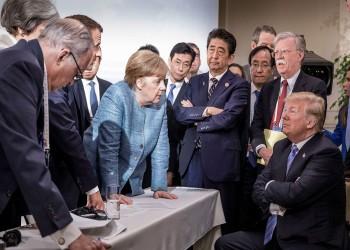 """نظرية """"اللعبة"""" والتفاوض الدولي"""