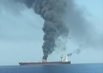 رويترز: الهجمات على ناقلتي النفط في خليج عمان لم تنفذ بطوربيدات