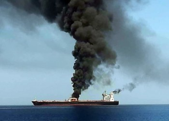 هل إيران متورطة في تفجير الناقلتين؟