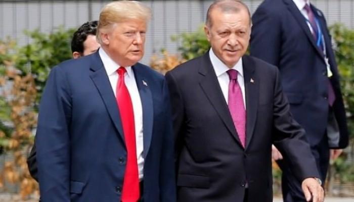 ترامب يلتقي أردوغان على هامش قمة العشرين