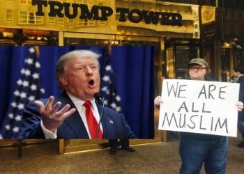 هجرة المسلمين لأمريكا في عهد ترامب