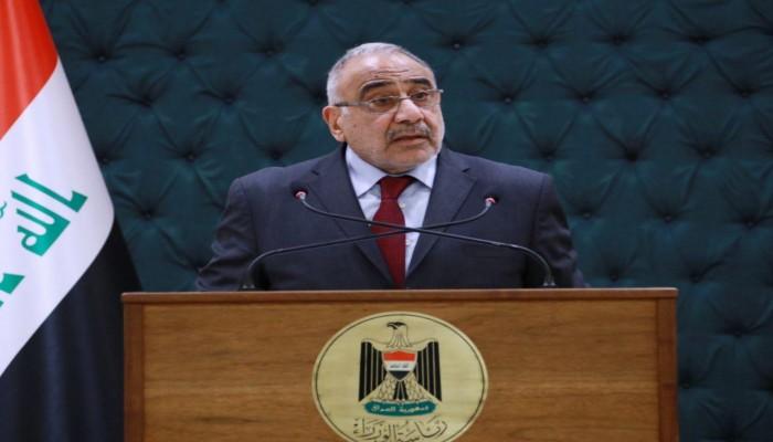 عبدالمهدي يدمج الحشد الشعبي بالجيش العراقي ويأمر بإغلاق مقارها
