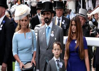 يديعوت أحرونوت: زوجة حاكم دبي هربت وبحوزتها 39 مليون دولار
