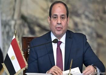 السيسي لرئيس الإمارات: شكرا على دعمكم استقرار مصر