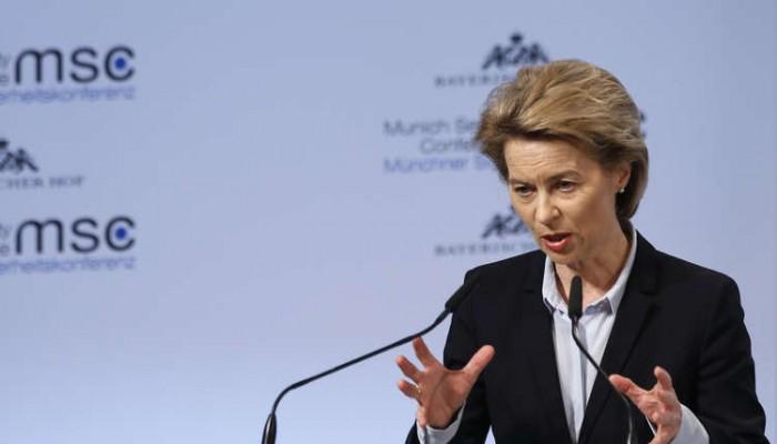 أم لـ7 أبناء مرشحة لتولي منصب رئيس المفوضية الأوروبية