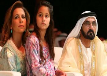 تفاصيل جديدة عن قضية حاكم دبي وزوجته الأميرة الأردنية