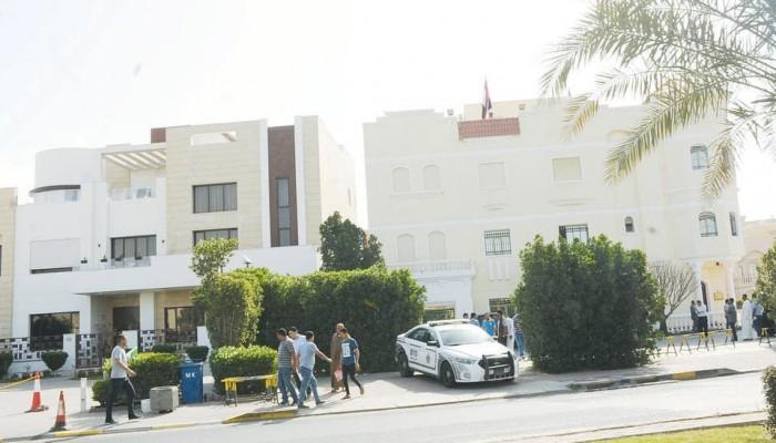 التحقيق مع كويتي هدد بتفجير القنصلية المصرية