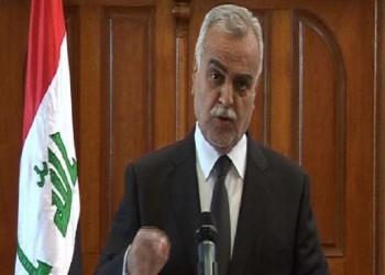 العراق.. إلغاء مذكرات الاعتقال بحق الهاشمي والعيساوي لم يحسم بعد