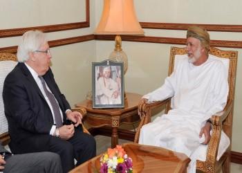 مباحثات أممية عمانية لحل الأزمة اليمنية