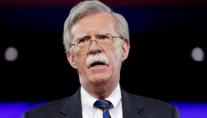 بولتون مرحبا باحتجاز بريطانيا لناقلة نفط إيرانية: نبأ ممتاز