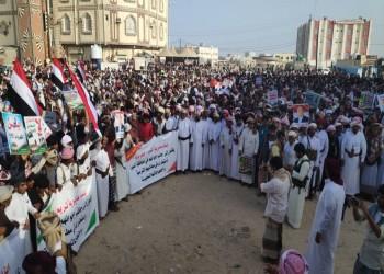 المهرة اليمنية تواصل المطالبة برحيل القوات السعودية