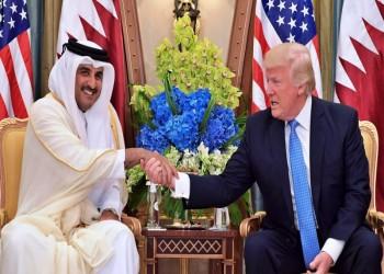 حصار قطر على طاولة مباحثات تميم وترامب الشهر الجاري