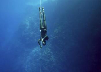 مصرع بطل السعودية في الغوص غرقا