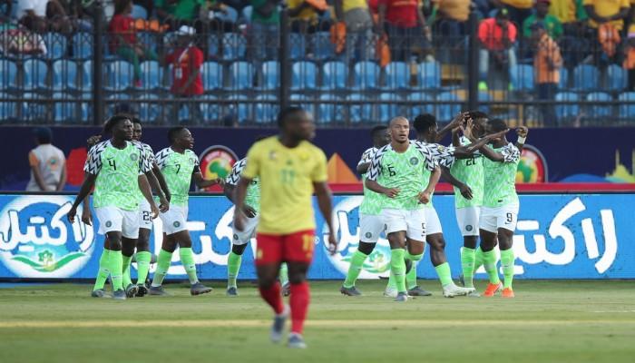 نيجيريا تهزم الكاميرون وتتأهل لربع نهائي أمم أفريقيا 2019