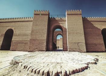المركزي العراقي يخصص مليار  دينار لصيانة آثار بابل