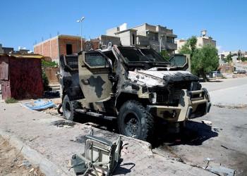 سياسي ليبي: خسارة غريان وضعت حفتر بمأزق وأحرجت حلفاءه