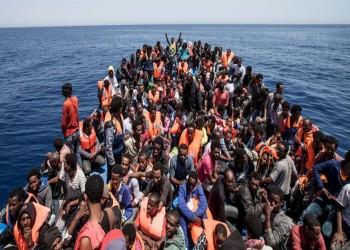 انتشال جثث 14 مهاجرا أفريقيا قبالة سواحل تونس