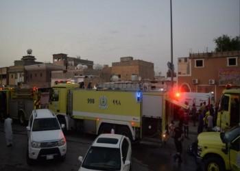 مصرع أسرة سعودية بأكملها بسبب حريق في شقتهم بالرياض