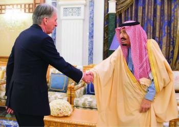 وزير المالية البريطاني بالسعودية تزامنا مع استعدادات طرح أرامكو