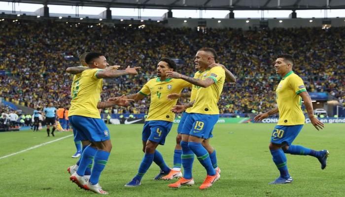 البرازيل تهزم بيرو وتتوج بكوبا أمريكا للمرة التاسعة في تاريخها