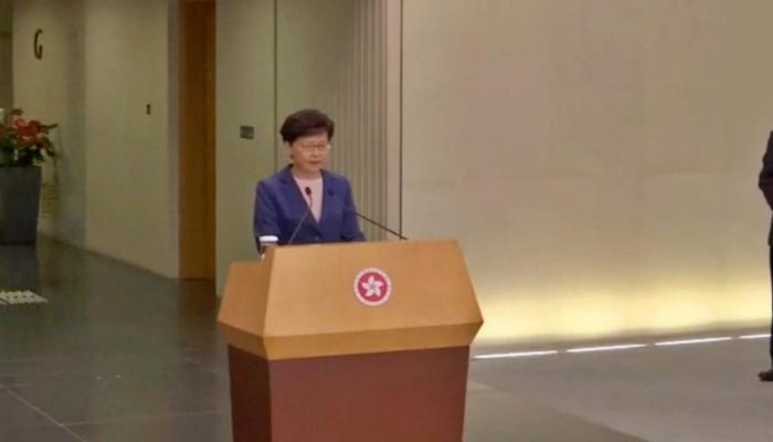 هونغ كونغ تلغي تسليم المشتبه بهم للصين