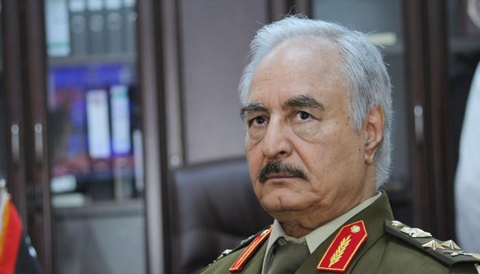 الإمارات تبدأ تنفيذ خطة بديلة لإنقاذ حفتر