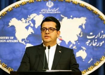 إيران ترحب بجهود فرنسا لإنقاذ الاتفاق النووي