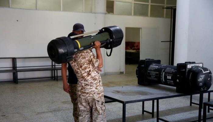 فرنسا تقر بملكية صواريخ عُثر عليها بقاعدة ليبية موالية لحفتر