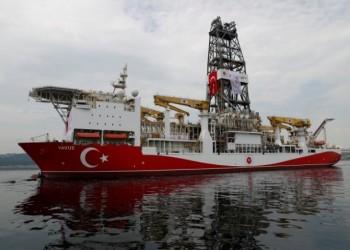 تركيا تتعهد بمواصلة التنقيب عن الغاز قبالة قبرص
