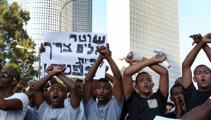 تصاعد حدة التحريض والكراهية بإسرائيل ضد اليهود من أصل إثيوبي