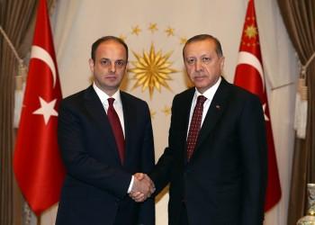 أردوغان يعزو عزل محافظ البنك المركزي لمخالفته التوجيهات