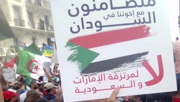 الحل في الجزائر داخلي وفي السودان بوساطة خارجية