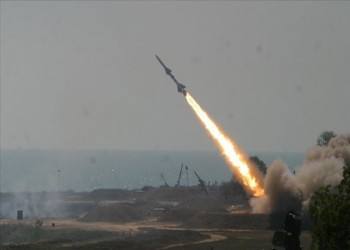 الحوثيون يعلنون مقتل 45 عسكريا سعوديا في قصف صاروخي