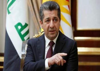 مسرور بارزاني: أولويتي ليس الاستقلال عن بغداد