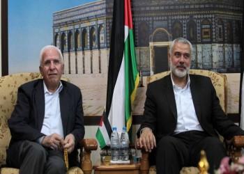 وفد مخابراتي مصري في رام الله لبحث المصالحة الفلسطينية