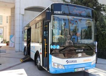 باص عمان.. حافلات تركية لحل أزمة النقل بالأردن