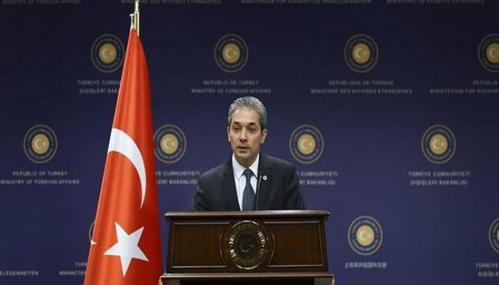تركيا تنفي فقدان السيادة على جزء من جرفها القاري بالمتوسط