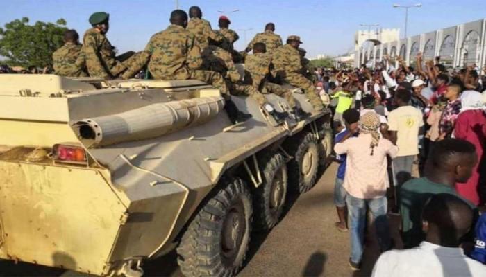 السودان..  العسكري الانتقالي يعلن إحباط محاولة انقلاب