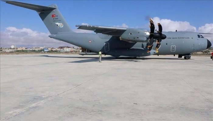 تركيا تقدم مساعدات عسكرية لأفغانستان بقيمة 4.5 مليون دولار