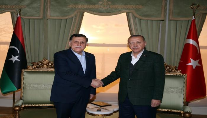 جيوبوليتيكال فيوتشرز: لماذا تكثف تركيا دعمها لحكومة الوفاق الليبية؟