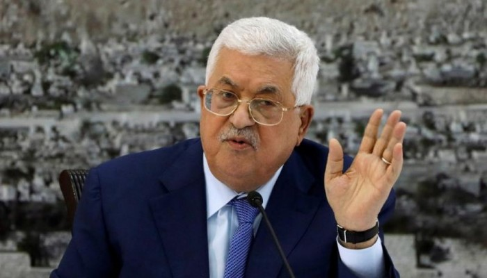 عباس يجدد رفضه التعامل مع إدارة ترامب